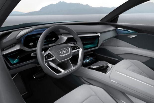 Audi E Tron Quattro Concept Interior
