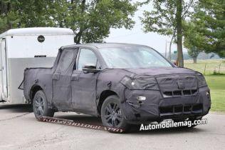 Honda Ridgeline Desert Race Concept to Preview New Truck's Design