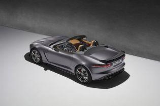 This is the 2017 Jaguar F-Type SVR