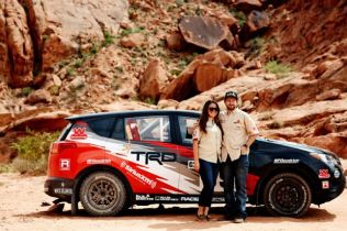 A Rally-Inspired Toyota RAV4 TRD Is Coming Soon