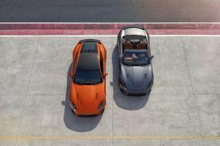 2017 Jaguar F-Type SVR Brings a 575-HP Punch to Geneva