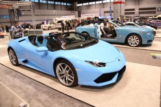 The Exotics and Supercars You Need to See at the Chicago Auto Show