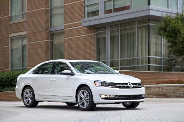 2014 Volkswagen Passat TDI