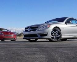Aston Martin DB9 vs Mercedes-Benz CL65 AMG! – Head 2 Head Episode 26