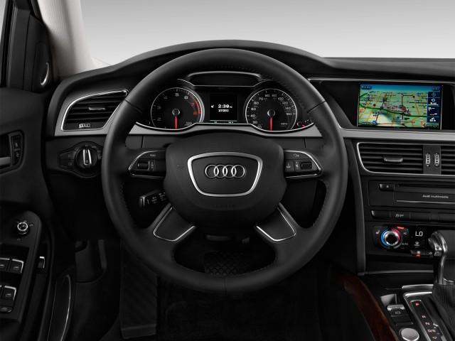 2016 Audi Allroad 4-door Wagon Premium Steering Wheel
