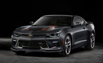 How Chevy is celebrating the Camaro's 50th birthday