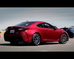 Lexus RC-F – Fast Blast MPG Track Review – Everyday Driver