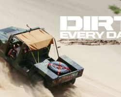 Army Surplus Humvee Built to Rockcrawl—Awesome or Awful? – Dirt Every Day Ep. 67