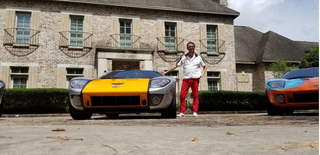 Camilo Pardos  Ford Gt Is For Sale