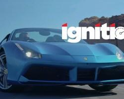 2016 Ferrari 488 Spider: The Simple Pleasures! – Ignition Ep. 164