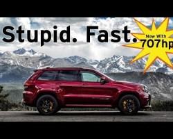 Jeep TrackHawk – Stupid. Fast. – Fast Blast Review | Everyday Driver