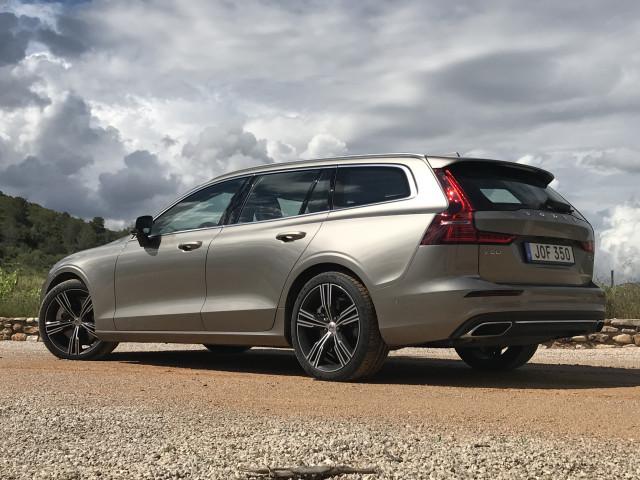 2019 Volvo V60 2020 Acura Tlx Type S Porsche S Next Hypercar Car