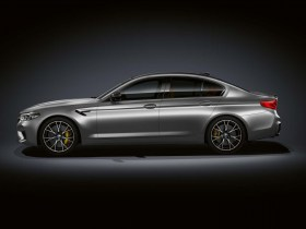 Report: 2024 BMW M5 electric car to rival Porsche Taycan Turbo S, Tesla Model S Plaid