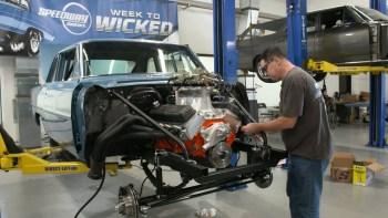 Chevy II Nova Gasser: Week to Wicked—Day 3