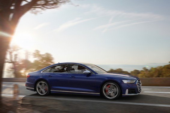Understated 563-horsepower 2020 Audi S8 will set you back $130,495