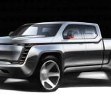 Lordstown Endurance electric pickup prototype: In-wheel motor goes off-road