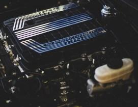 Panoz's latest Avezzano is powered by a C7 Corvette Z06's V-8