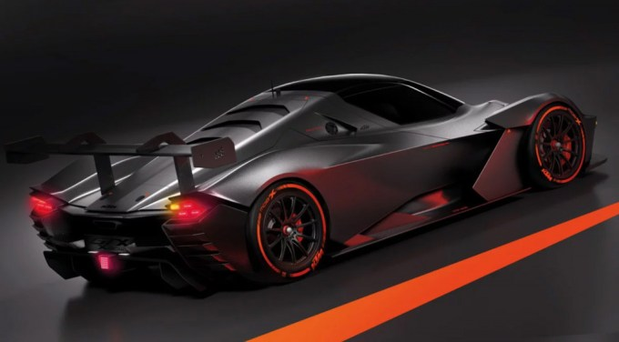 KTM X-Bow racer ready for new GT2 series