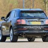 2021 Bentley Bentayga spy shots