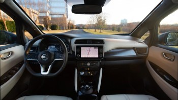 2021 Nissan Leaf Plus range test: Your mileage may vary, but mild weather is a big plus