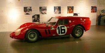 Freshly baked: Niels van Roij Design delivers Ferrari Breadvan homage