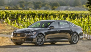 Kia cancels K900 and Cadenza sedans for 2021
