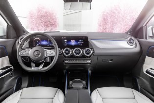 Preview: Mercedes-Benz EQA compact electric SUV promises over 268 horsepower, 300 miles of range