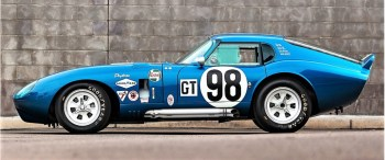 Carroll Shelby-owned Cobra Daytona Coupe offered by Worldwide