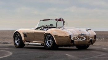 "Bronze 1965 Shelby 427 S/C Cobra ""CSX 4600"" is a stunner that's for sale"