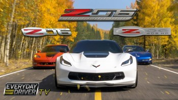 Corvette Z06, C5, C6, C7, Compared – What you need to know | Everyday Driver TV Season 4