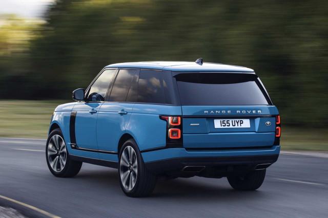 2021 Land Rover Range Rover Fifty