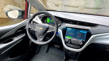 Chevrolet Bolt EV range test: Gone with the wind