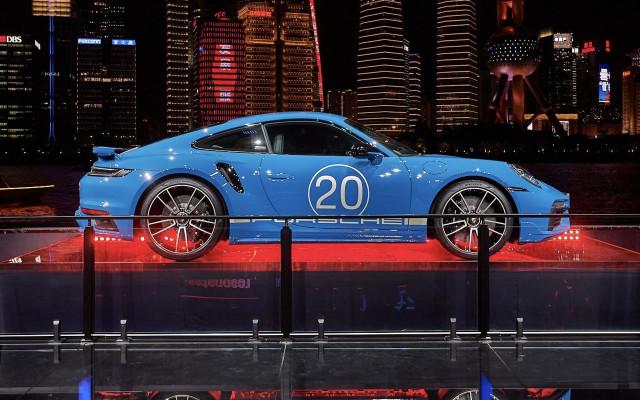 Porsche Sonderwunsch program