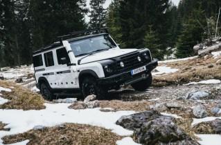 Ineos confirms fuel-cell version of Grenadier retro SUV, green hydrogen plan