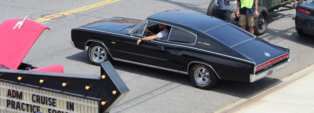 Ron in 1966 Charger