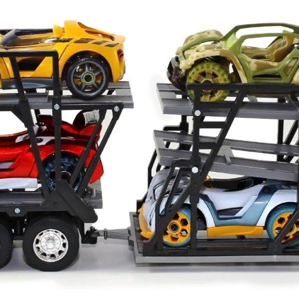 Toy Hauler Transporter 2