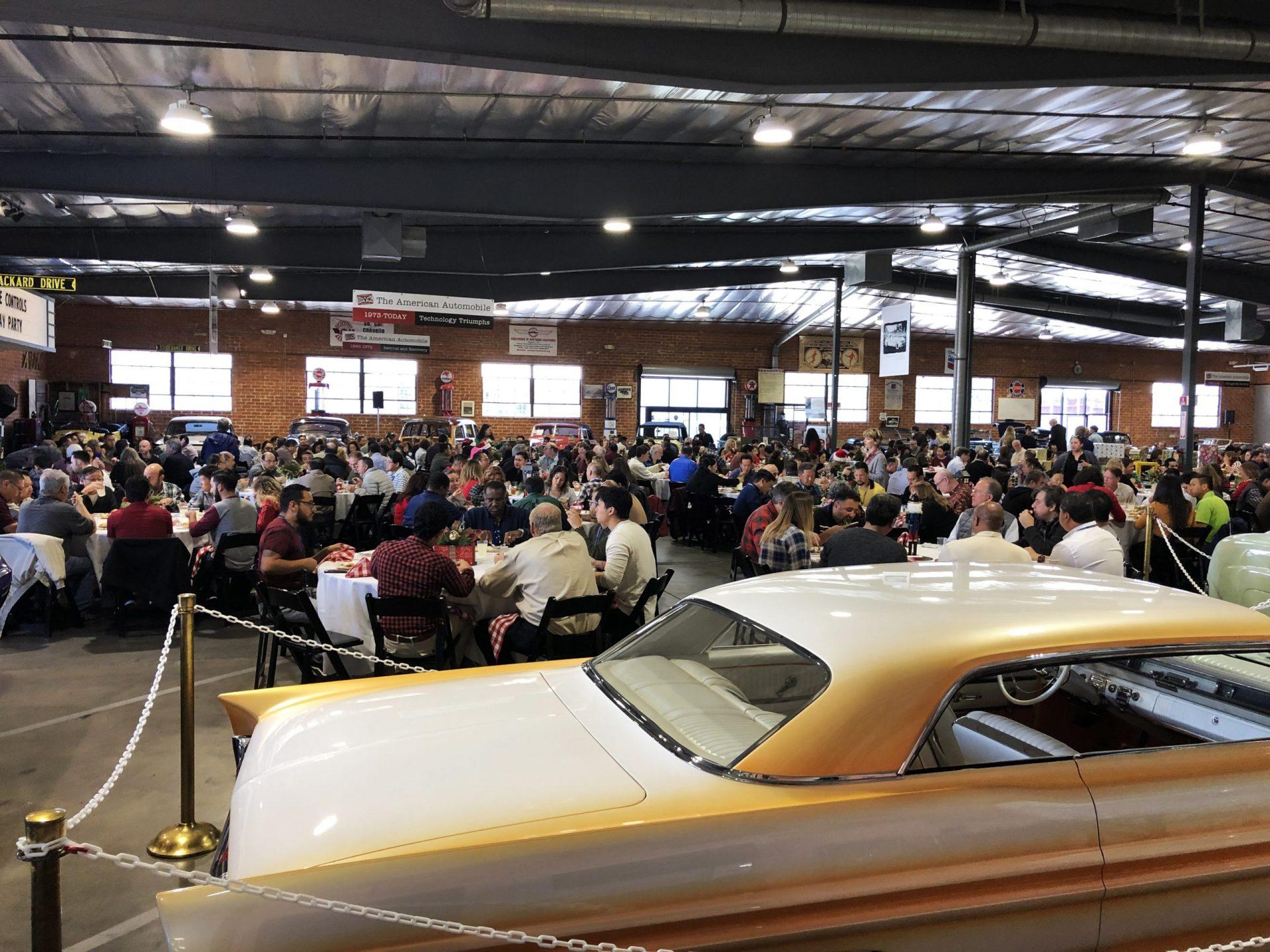 Corporate Event Space Rental In El Segundo Show Room Floor