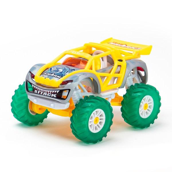 Team Sharkz car
