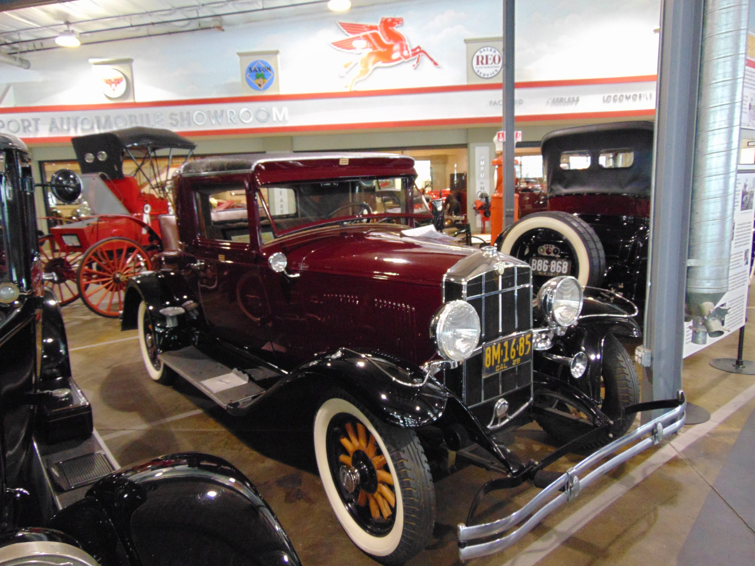 1929 Durant for rent