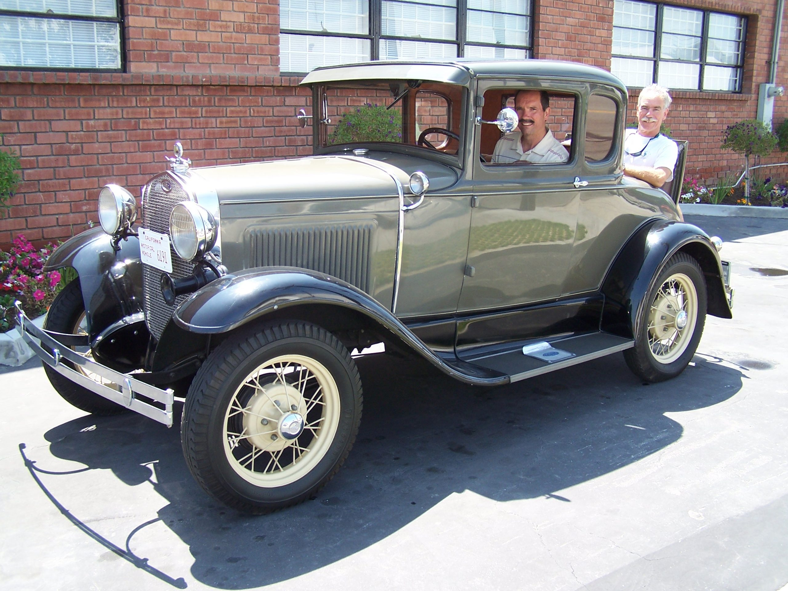 1930 ford model a1 Car for rent