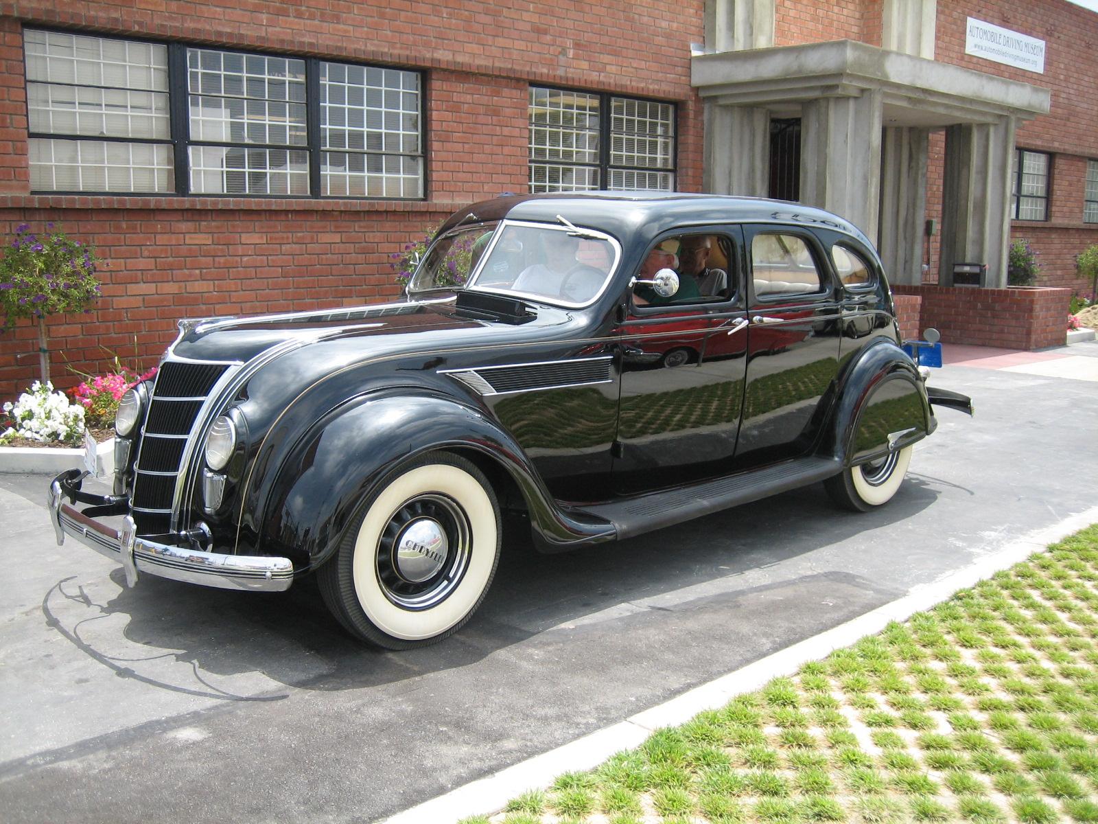 1935 Chrysler Airflow rental