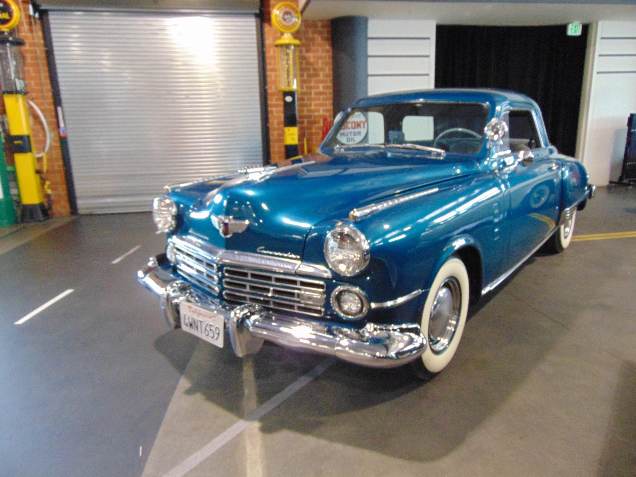 1948 Studebaker Deluxe for rent