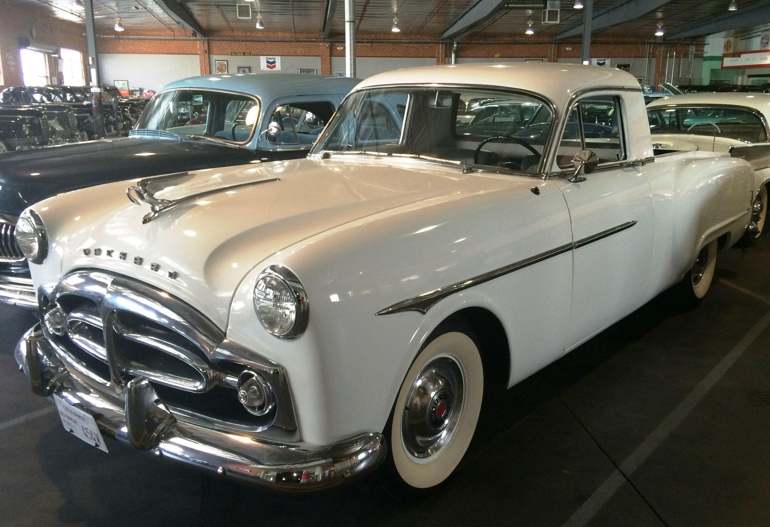 1951 Packard truck for rent