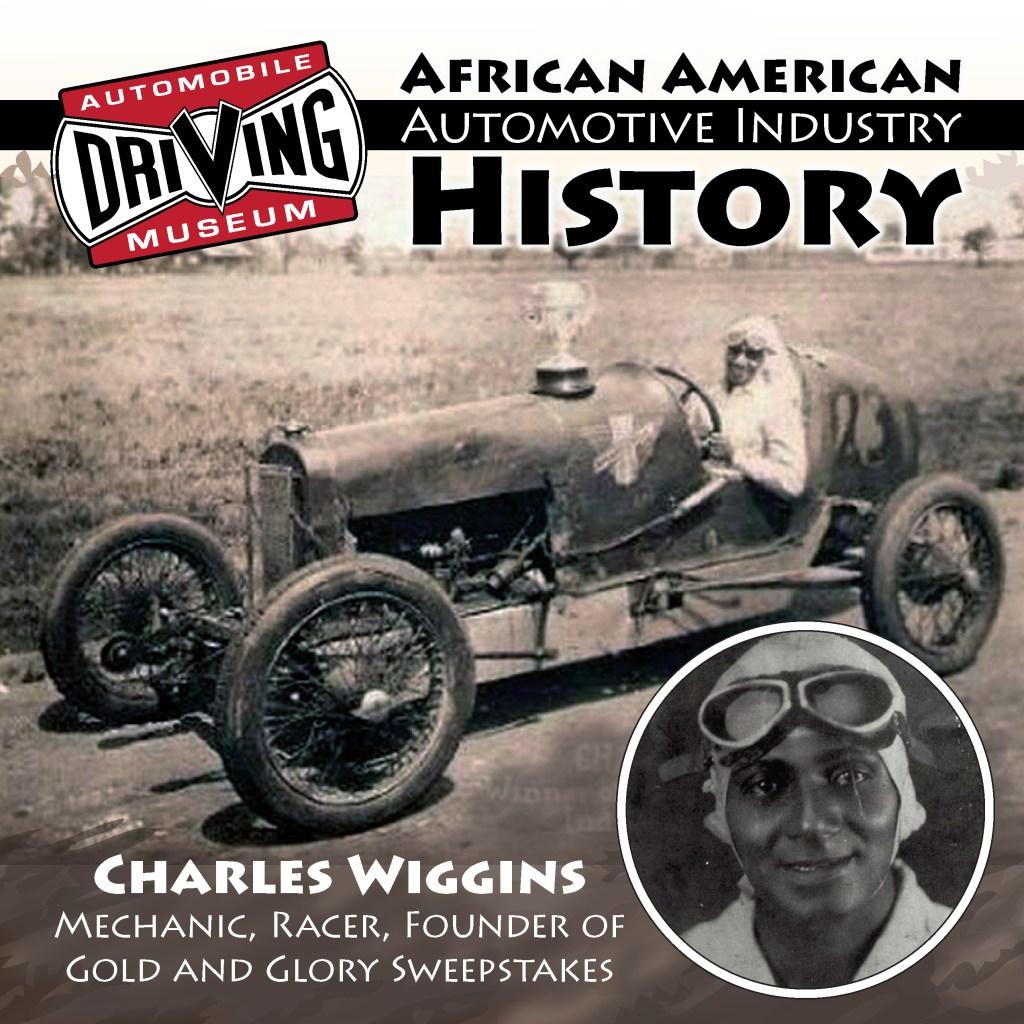 Charlie Wiggins Black History