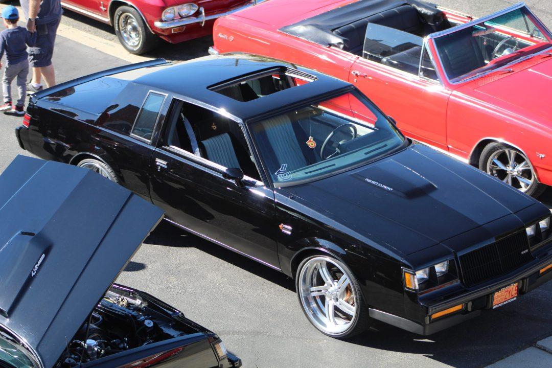 Black G Body Buick