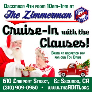 Santa Clause Cruise-In