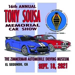 Shelby Car Show in El Segundo
