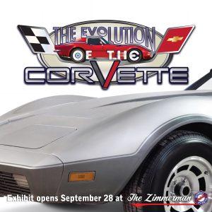 Corvette Evolution exhibit teaser square v2-01