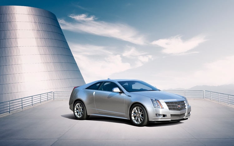 first drive 2011 cadillac cts coupe
