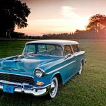 Collectible Classic 1955 1957 Chevrolet Nomad